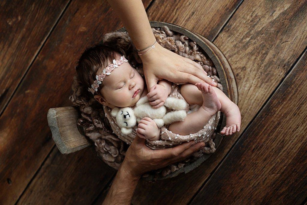 Novorozencké focení